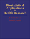 Biostatistical Applications in Health Research